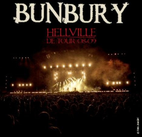 Enrique Bunbury Hellville De Tour 09 En El Warfield - rock en espa�ol - rockeros.net