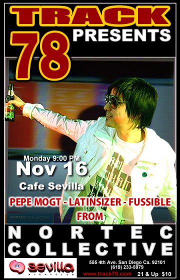 Fussible En Cafe Sevilla - rock en espa�ol - rockeros.net