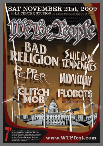 We The People Festival - rock en espa�ol - rockeros.net