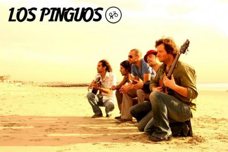 Los Pinguos En The Mint - rock en espa�ol - rockeros.net