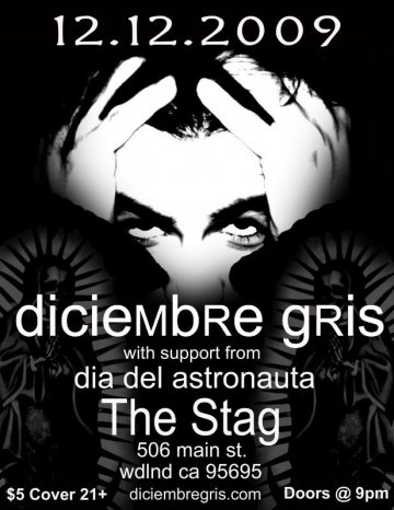 Diciembre Gris En The Stag - rock en espa�ol - rockeros.net