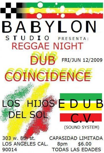 Reggae Night - rock en espa�ol - rockeros.net