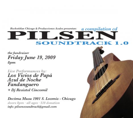 A Compilation Cd Pilsen Soundtrack 1.0 - rock en español - rockeros.net