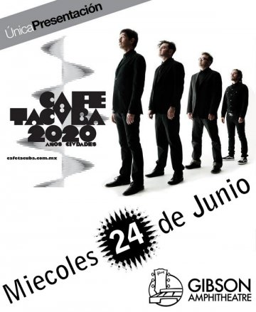 Cafe Tacvba At The Gibson - rock en espa�ol - rockeros.net