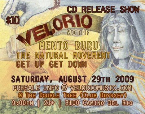 Velorio Cd Release Party - rock en espa�ol - rockeros.net