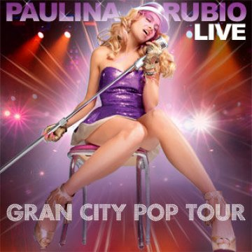 Paulina Rubio Gran City Pop Tour At The Nokia Theatre - rock en espa�ol - rockeros.net
