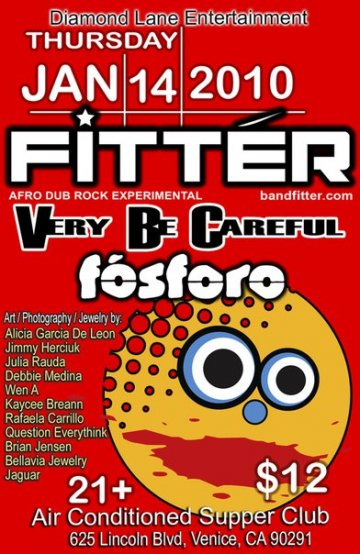 Fitter And Very Be Careful At The Ac Club - rock en espa�ol - rockeros.net