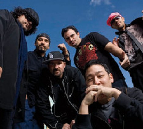 Ozomatli Y Cava En Belly Up - rock en español - rockeros.net