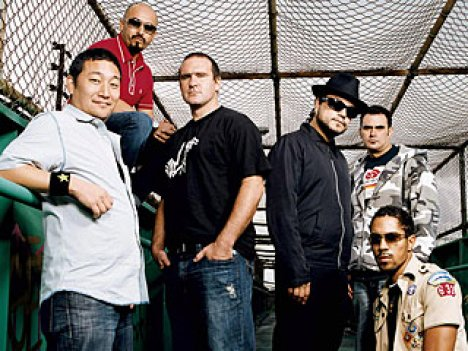 Ozomatli Celebrando 15 A�os En The Fillmore De San Francisco California - rock en espa�ol - rockeros.net