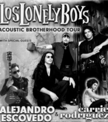 Los Lonely Boys En Belly Up - rock en espa�ol - rockeros.net