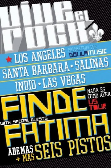 Vive El Rock Con Fatima Finde Y Blvd En El Beauty Bar Las Vegas - rock en espa�ol - rockeros.net
