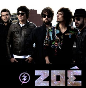 Zoe En The Glass House De Pomona - rock en espa�ol - rockeros.net