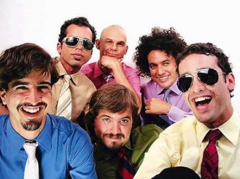 Los Amigos Invisibles En El House Of Blues Huston Abril 1 2010 - rock en espa�ol - rockeros.net