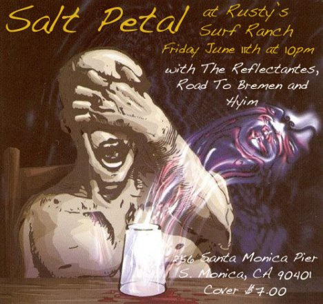 Salt Petal At Rustys Surf Ranch - rock en espa�ol - rockeros.net
