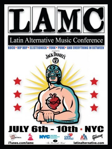 Lamc Showcase Con Pacha Massive Y King Chango - rock en espa�ol - rockeros.net