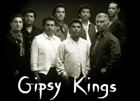 Gipsy Kings En El Nob Hill Masonic Auditorium - rock en espa�ol - rockeros.net