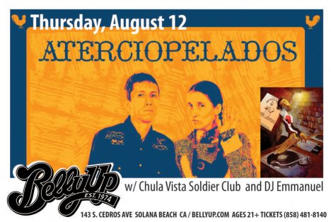 Aterciopelados En Belly Up - rock en espa�ol - rockeros.net