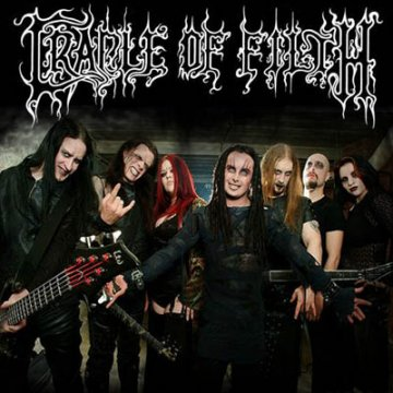 Cradle Of Filth - rock en espa�ol - rockeros.net