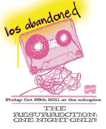 Los Abandoned The Resurrection One Night Only En El Echoplex Los Angeles Ca - rock en espa�ol - rockeros.net