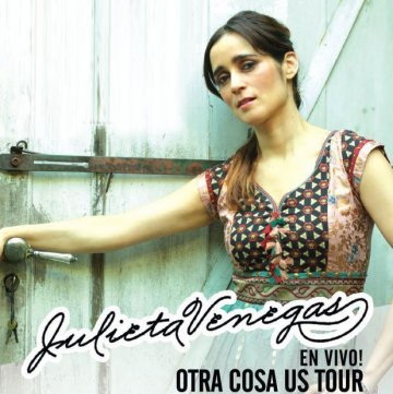 Julieta Venegas En El V Live De Chicago Illinois - rock en español - rockeros.net
