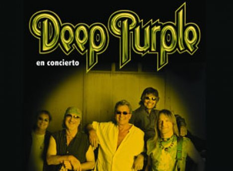 Deep Purple En Auditorio Telmex Guadalajara Jalisco Mexico - rock en espa�ol - rockeros.net