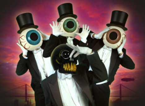 The Residents Live In Lunario Del Auditorio Nacional Mexico Df - rock en espa�ol - rockeros.net
