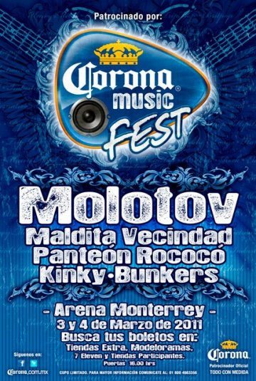 my space corona music fest: