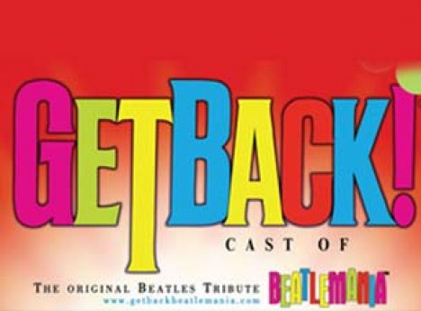 Get Back The Original Beatles Tribute En Teatro Diana Jalisco Mexico - rock en espa�ol - rockeros.net
