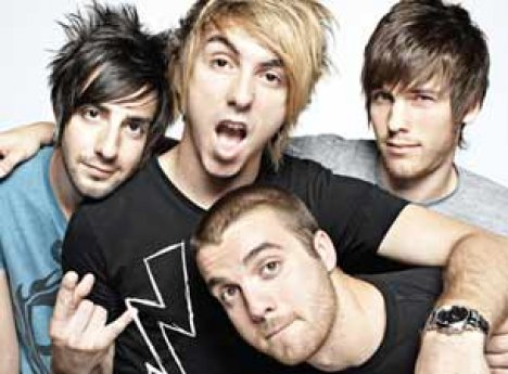 All Time Low En Salon Jose Cuervo Df Mexico - rock en espa�ol - rockeros.net