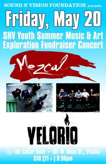Sound And Vision Fundation Presenta Mezcal Y Velorio Visalia California - rock en español - rockeros.net