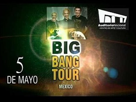 Big Bang Tour La Union Mikel Erentxun Nacho Vega Auditorio Nacional Mexico Df - rock en espa�ol - rockeros.net