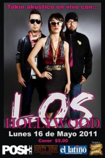 Los Hollywood En El Posh Bar De Chula Vista California - rock en espa�ol - rockeros.net