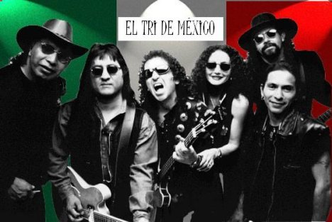 El Tri En El Music Hall De Toluca Estado De Mexico - rock en espa�ol - rockeros.net