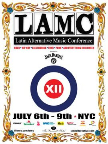 Lamc Summer Night Central Park Summer Stage Jarabe De Palo Ely Guerra Novalima - rock en espa�ol - rockeros.net