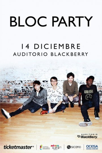 Block Party - rock en espa�ol - rockeros.net