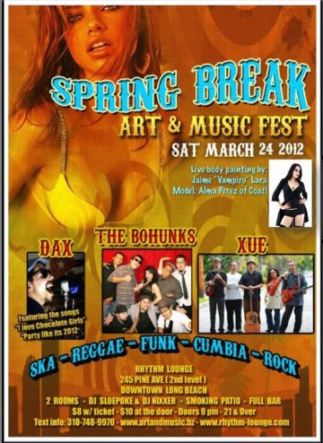 Art And Fest En Long Beach California - rock en espa�ol - rockeros.net