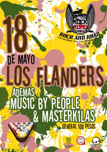 Los Flanders Mus1c By People Y Masterk1las - rock en espa�ol - rockeros.net