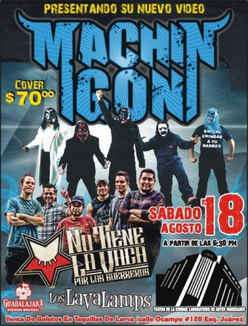 Machingon - rock en español - rockeros.net