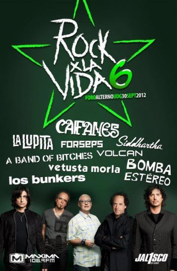 Caifanes Tour  Los Angeles