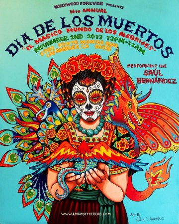 14th Annual Dia De Los Muertos - rock en espa�ol - rockeros.net