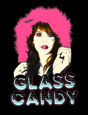 Glass Candy - rock en espa�ol - rockeros.net