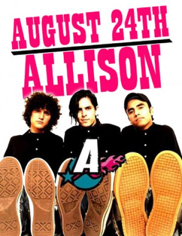 Allison En Los Globos De Los Angeles California - rock en espa�ol - rockeros.net