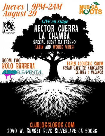 Musica Roots Presents - rock en espa�ol - rockeros.net
