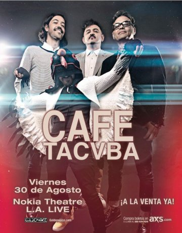 Cafe Tacvba En Los Angeles - rock en espa�ol - rockeros.net