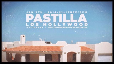 Pastilla Y Los Hollywood - rock en espa�ol - rockeros.net
