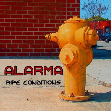 Alarma Ripe Conditions Cd Release Party Junto A Loup Garou Mf En El Karma Lounge - rock en espa�ol - rockeros.net