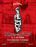 Cafe Tacvba 20re-ct25 Gira Us En El Fox Theatre De Pomona Ca