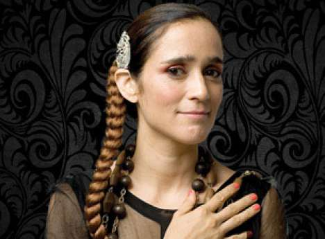 Julieta Venegas Los Momentos Tour 2014 Riverside Municipal Auditorium California - rock en espa�ol - rockeros.net
