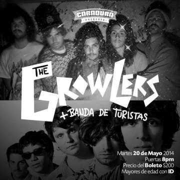 The Growlers Y Banda De Turistas - rock en espa�ol - rockeros.net