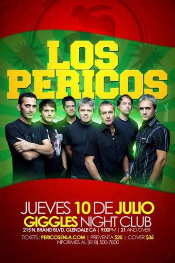Los Pericos En Los Angeles - rock en español - rockeros.net